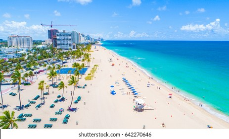 Fort Lauderdale Beach. Florida. USA.