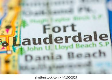 Fort Lauderdale. Florida. USA