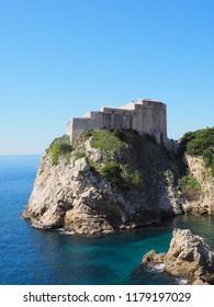 Fort Lawrence Dubrovnik Croatia