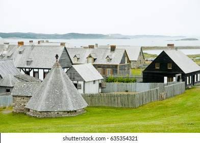 Fort Louisbourg - Nova Scotia - Canada