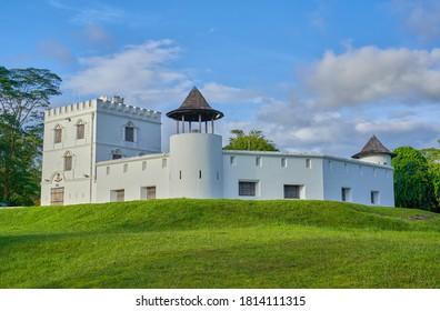 Fort Margherita in Kuching, sarawak, malaysia - Shutterstock ID 1814111315