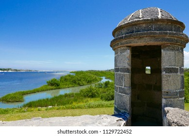 Fort Matanzas National Monument, St. Augustine, Florida, USA