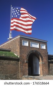 Fort McHenry National Monument in Baltimore, MD