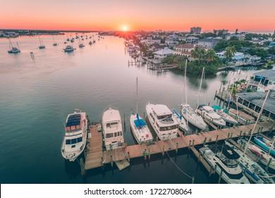 Fort Myers Beach. Fort Myers Beach, Florida, USA.