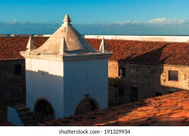 Fort Reis Magos in Natal, Brazil