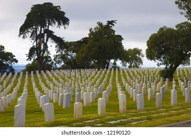 Fort Rosecrans National Cemetary