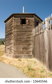 Fort Ross is a former Russian settlement in what is now Sonoma County, California