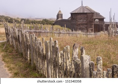 Fort Ross Perimeter Fence