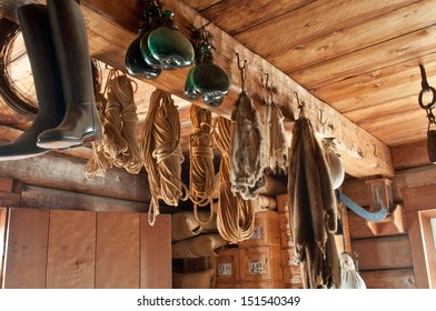 Fort Ross Tack Room