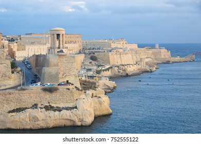 Fort Saint Elmo - Valletta waterfront - Malta