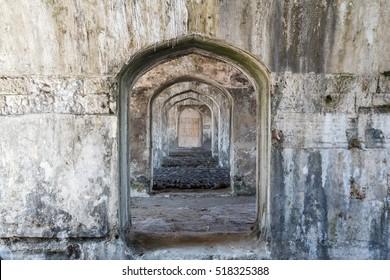 Fort San Juan de Ulua in Veracruz city, Mexico