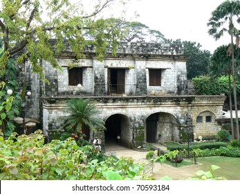 Fort San Pedro Cebu Philippines