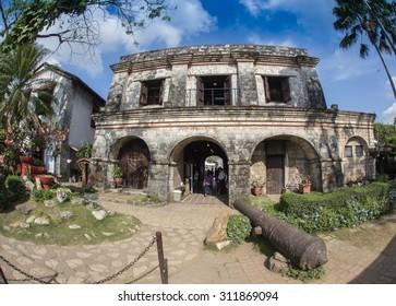 Fort Santiago,  Intramuros district of Manila , Philippines.