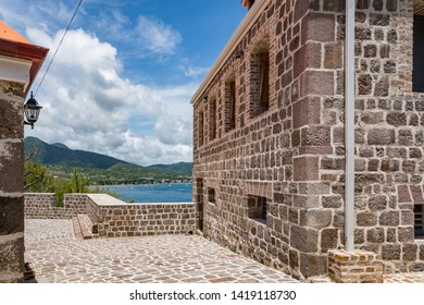 Fort Shirley Views around the caribbean island of Dominica West indies