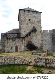 Fort tower Vrsac Serbia