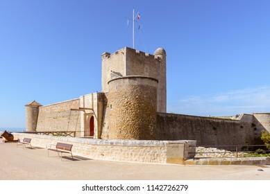 Fort Vauban of Fouras, France