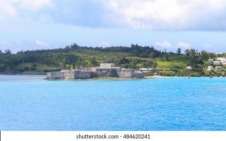 Fort Victoria in Bermuda