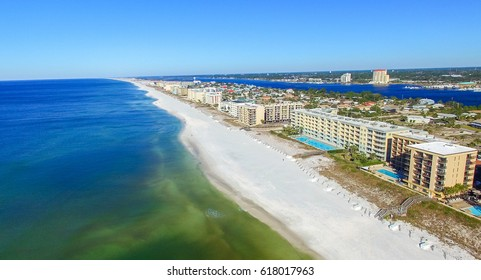 fort walton beach images stock photos vectors shutterstock https www shutterstock com image photo fort walton beach aerial view fl 618017963