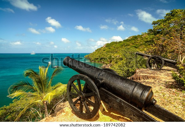 Fort Warwick - Providence Island, Colombia