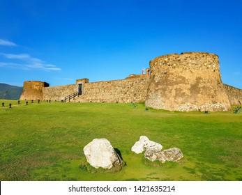 Fortaleza San Felipe is a historic Spanish fortress located in the north of Dominican Republic