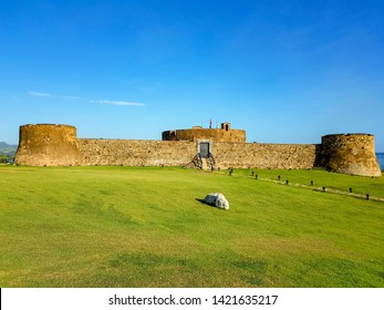 Fortaleza San Felipe is a historic Spanish fortress located in the north of Dominican Republic