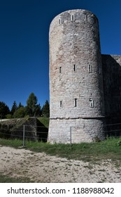Forte Interrotto dominates the Asiago plateau, in the province of Vicenza, northern Italy.