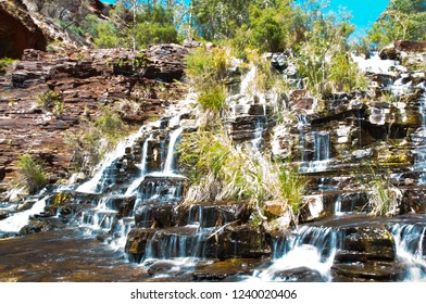 Fortescue Falls - Karijini National Park - Australia