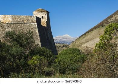 Fortezza di Ali Pasha, Porto Palermo, Albania