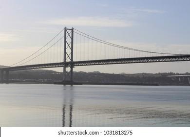 Forth Road Bridge - Scotland