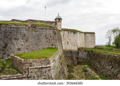 Fortifications of Besancon, France