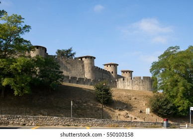 The Fortified City Carcassonne, France