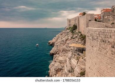 Fortified city of Dubrovnik, Crotia