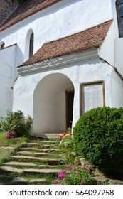 Fortified medieval church Biertan, Transylvania, having been on the list of UNESCO World Heritage Sites since 1993.