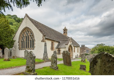 Fortingall Church in highland Perthshire,Scotland was an important early Christian site.  The yew tree in the churchyard, at around 3,000 to 5,000 years old, may be the oldest living tree in Europe.
