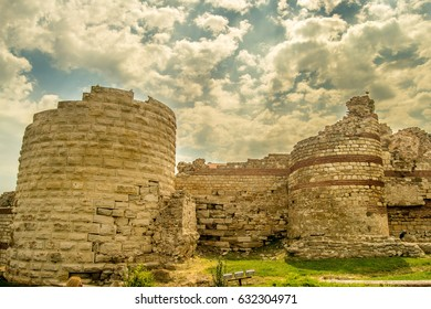Fortress of the old Nessebar