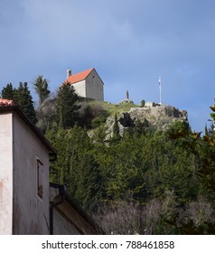 Fortress Old Town - Sinj