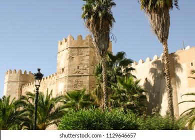 The Fortress of Sfax, Tunisia