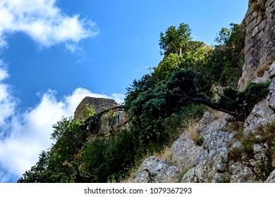 Stivan images stock photos vectors shutterstock fortress of st ivan in kotor montenegro publicscrutiny Gallery
