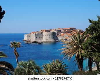 Fortress of St John Dubrovnik Croatia