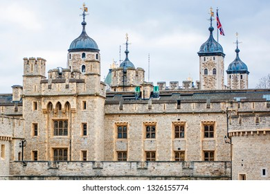 Fortress Tower of London (England)