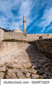 The fortress in Travnik