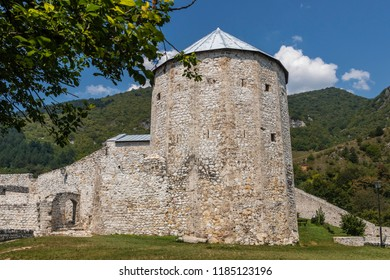Fortress of Travnik, Bosnia