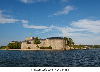 Fortress of Vaxholm, Sweden
