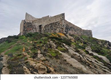 Fortress of Villasimius
