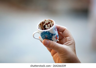 Fortune Teller with Turkish Coffee