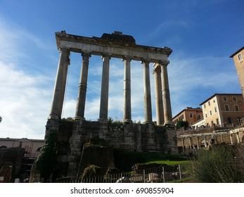 Forum Romanum/Rome/Italy