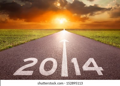 Forward to new 2014 on the road