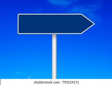 Forward traffic sign