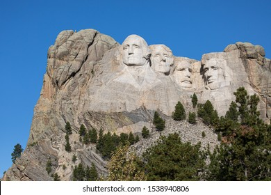 founding fathers at mount Rushmore