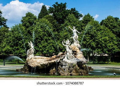 Fountain of Love by Thomas Waldo Story - Cliveden Gardens, Taplow, UK - 16th June 2017